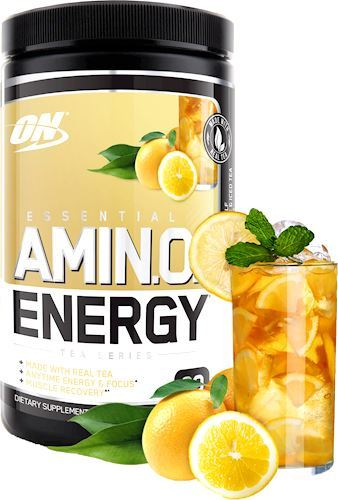Аминокислоты Optimum Nutrition Essential Amino Energy Tea Series 270 г