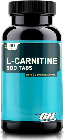 Карнитин Optimum Nutrition L-Carnitine 500