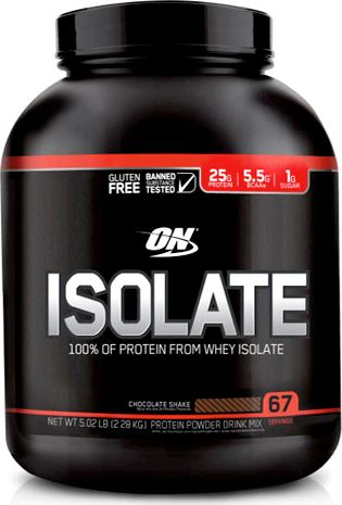 Протеин ON Isolate от Optimum Nutrition