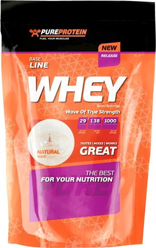 PureProtein Base Line Whey Protein