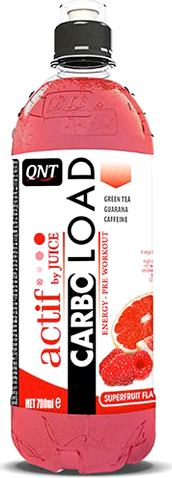Энергетик QNT Carbo Load Actif by Juice