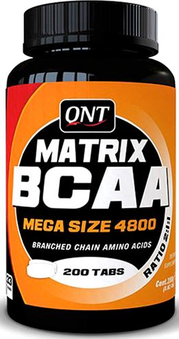 ВСАА QNT Matrix BCAA 4800