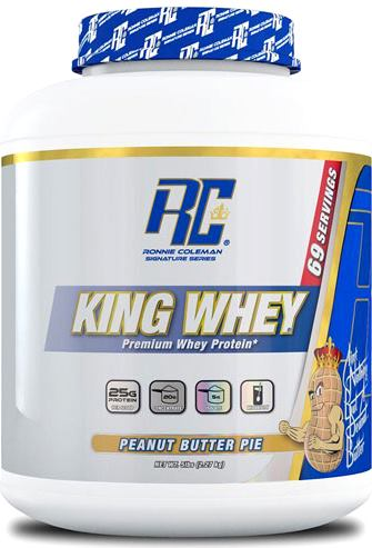 Протеин Ronnie Coleman King Whey