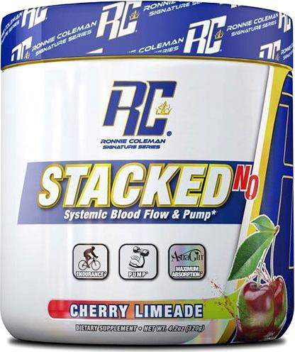 NO-бустеры Ronnie Coleman Stacked-N.O. Powder