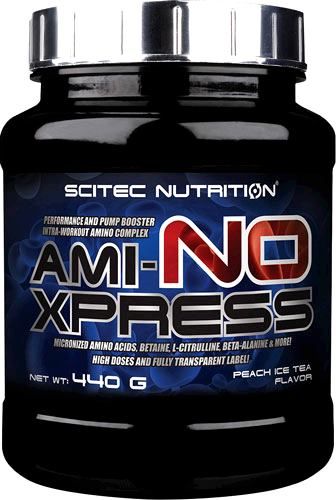 Аминокислоты Scitec Nutrition Ami-NO Xpress