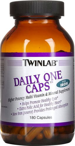 Витамины Twinlab Daily One Caps
