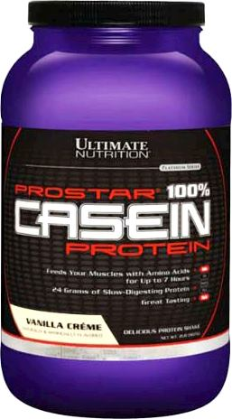 Протеин Ultimate Nutrition 100% Prostar Casein Protein