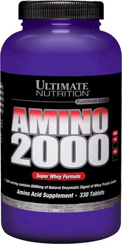 Аминокислоты Ultimate Nutrition Amino 2000