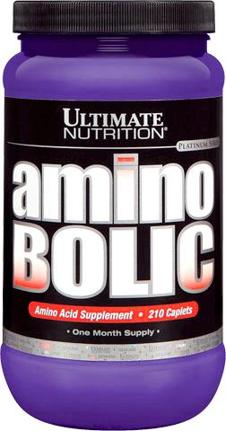 Аминокислоты Ultimate Nutrition AminoBolic