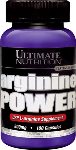 Аргинин Ultimate Nutrition Arginine Power