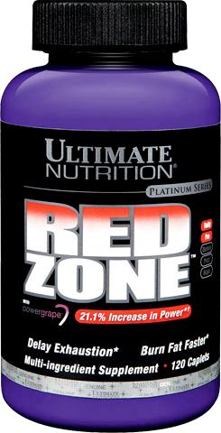 Жиросжигатель Ultimate Nutrition Red Zone
