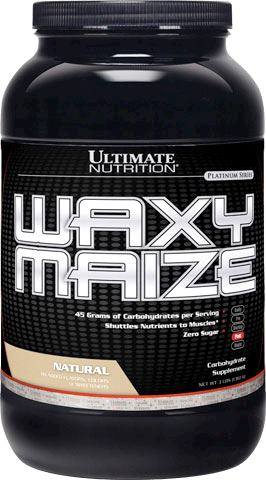 Углеводы Ultimate Nutrition Waxy Maize