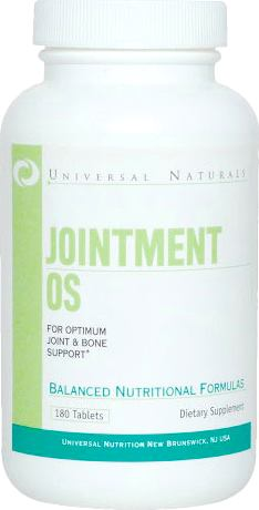Глюкозамин хондроитин Universal Nutrition Jointment OS