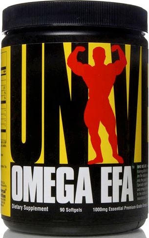 Жирные кислоты омега Universal Nutrition Omega EFA - Flaxseed Oil