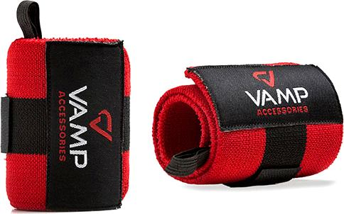 Кистевые бинты Vamp Training Wrist Wraps Blue