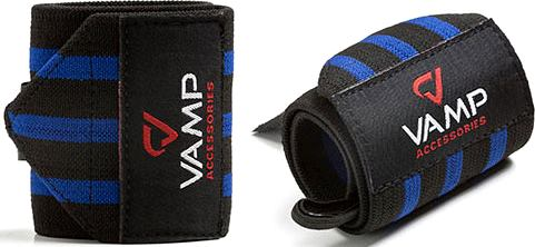 Кистевые бинты Vamp Training Wrist Wraps Red
