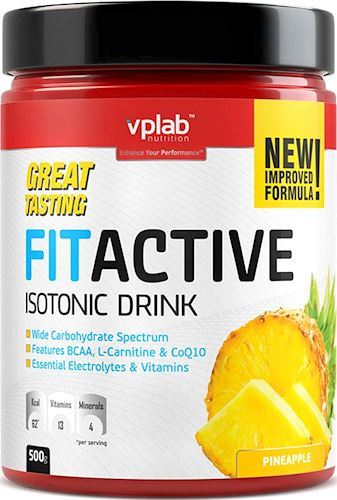 Vplab FitActive Isotonic Drink