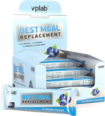 Протеиновые батончики Vplab Best Meal Replacement (VP laboratory)