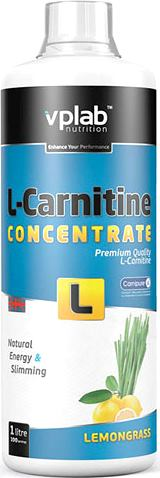 Карнитин Vplab L-Carnitine Concentrate 1L (VP laboratory)