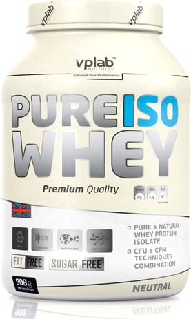 Протеин Vplab Pure Iso Whey (VP laboratory)