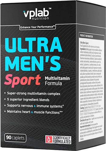 Витамины Vplab Ultra Mens Sport (VP laboratory)