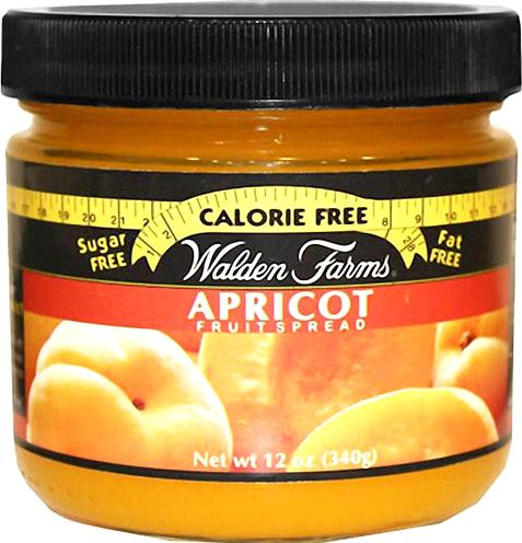 Низкокалорийные джемы и желе WaldenFarms Fruit Jam Jellies