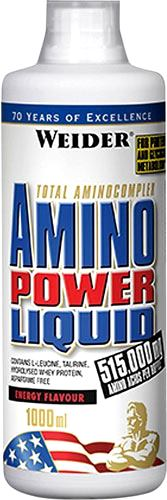 Аминокислоты Weider Amino Power Liquid