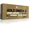 Жирные кислоты Olimp Gold Omega 3 Sport Edition
