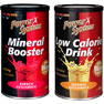 Изотоник Mineral Booster Low Calorie Drink от Power System