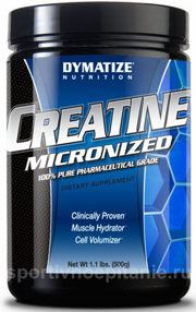 Dymatize Creatine Micronized 500 г