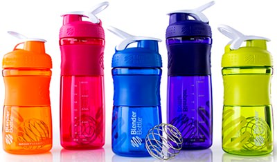 Шейкер SportMixer от Blender Bottle