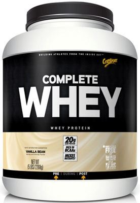 CytoSport Complete Whey 2,27 кг