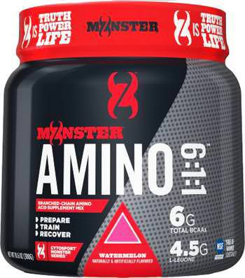 BCAA Monster Amino 6:1:1 от CytoSport