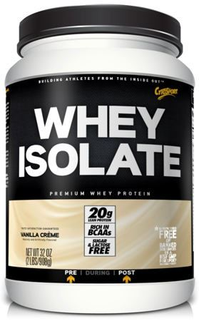 CytoSport Whey Isolate