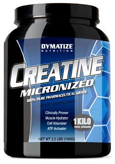 Dymatize Creatine Micronized 1 кг