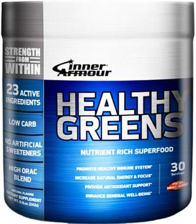 Антиоксиданты Healthy Greens от Inner Armour
