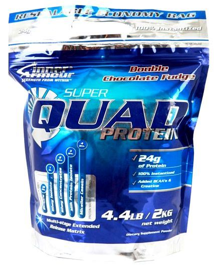 Протеин Super Quad Protein от Inner Armour