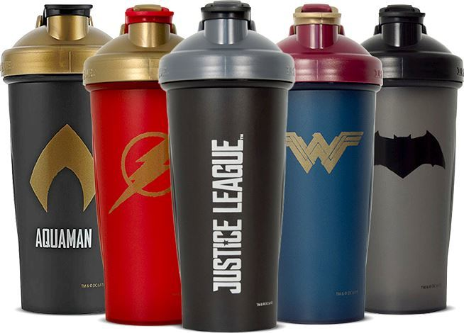 Iron True Shaker Justice League Series
