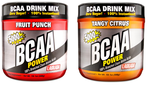 Labrada BCAA Power Drink Mix