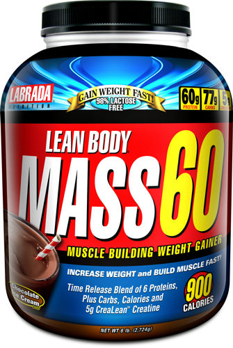Гейнер Lean Body Mass 60 от Labrada