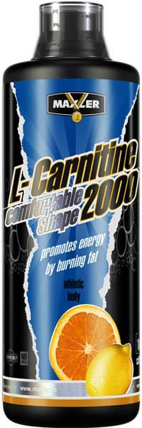Карнитин L-Carnitine Comfortable Shape 2000 Bottle от Maxler