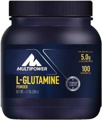 Глютамин L-Glutamine Powder от Multipower