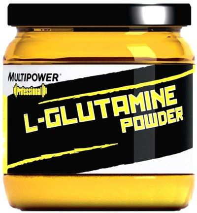 Глютамин Professional L-Glutamine Powder от Multipower