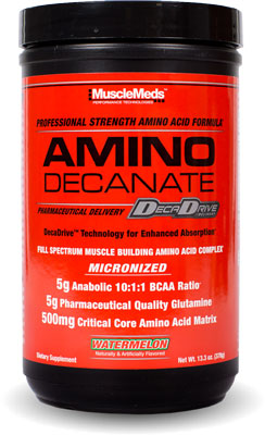 AMINO DECANATE от MuscleMeds