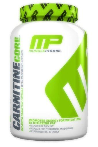 Карнитин Carnitine Core Caps от MusclePharm