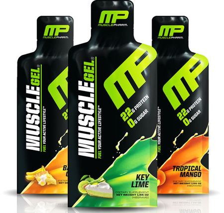 Протеин MuscleGel от MusclePharm