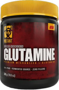 Глютамин Core Series Glutamine от Mutant