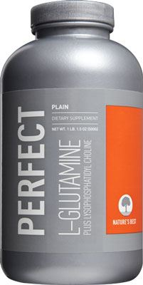 Глютамин Perfect L-Glutamine от Natures Best