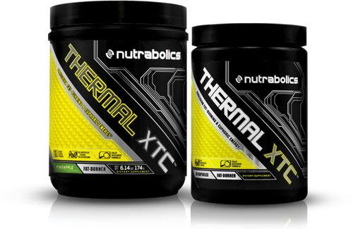 Термогеник Thermal XTC от Nutrabolics