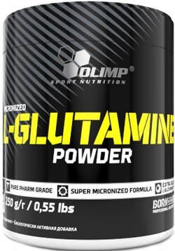Глютамин L-Glutamine Powder от Olimp